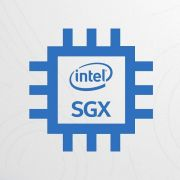 Intel SGX logo