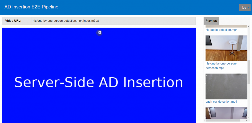Build and Run the AD Insertion Sample on Amazon Web Services | 01 org